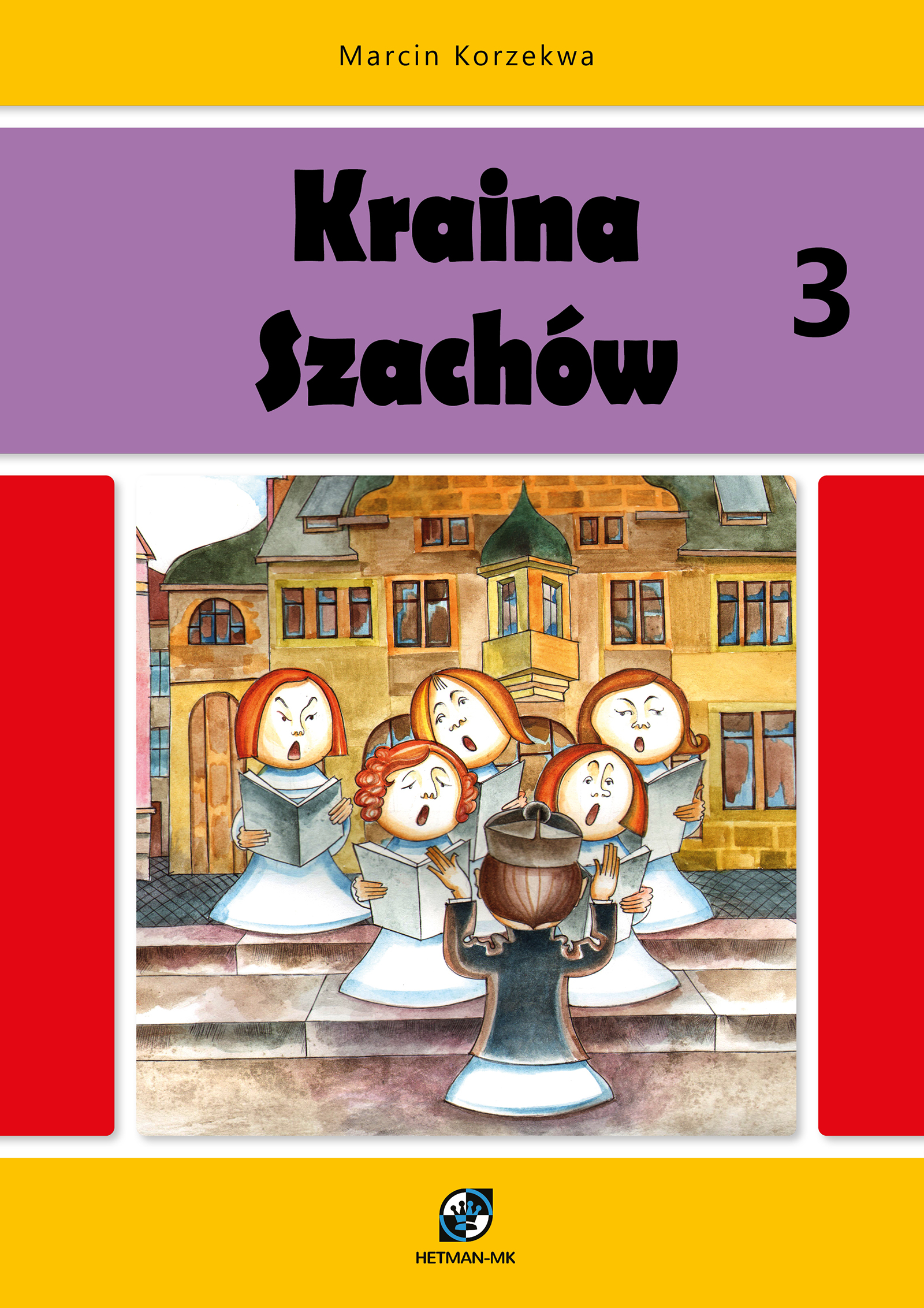 KRAINA SZACHÓW 3x